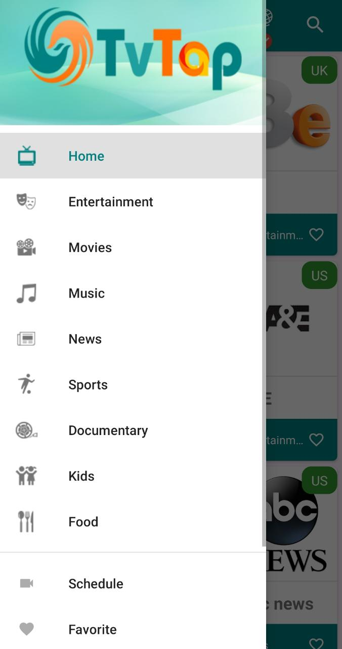 TVTAP PRO APK Android Latest Version
