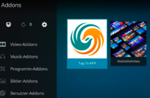TVTap Pro on Kodi - TVTap APK Download on Kodi (Guide)