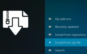 Install TVTap Pro APK on Kodi