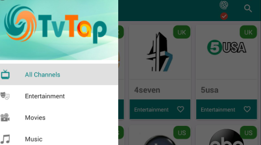 TVTap Pro APK Installation on Chromecast