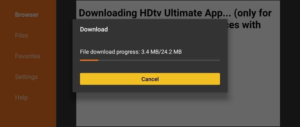 install-hdtv-ultimate-apk-on-firestick