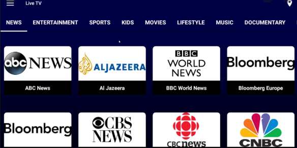 CKayTV App Live Channels