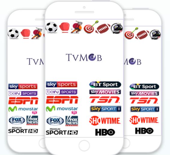 TVMob (TVTap Pro) Features