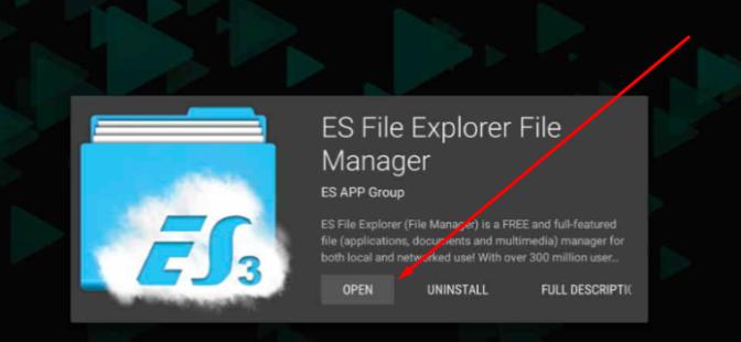 ES File Explorer - Ocean Streamz APK