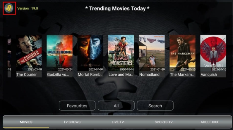 Strix APK Movies and TV Shows