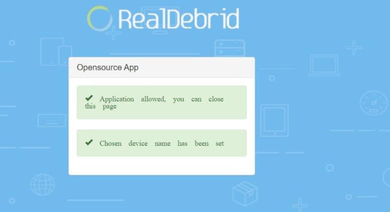 Login Real Debrid Strix App on FireStick